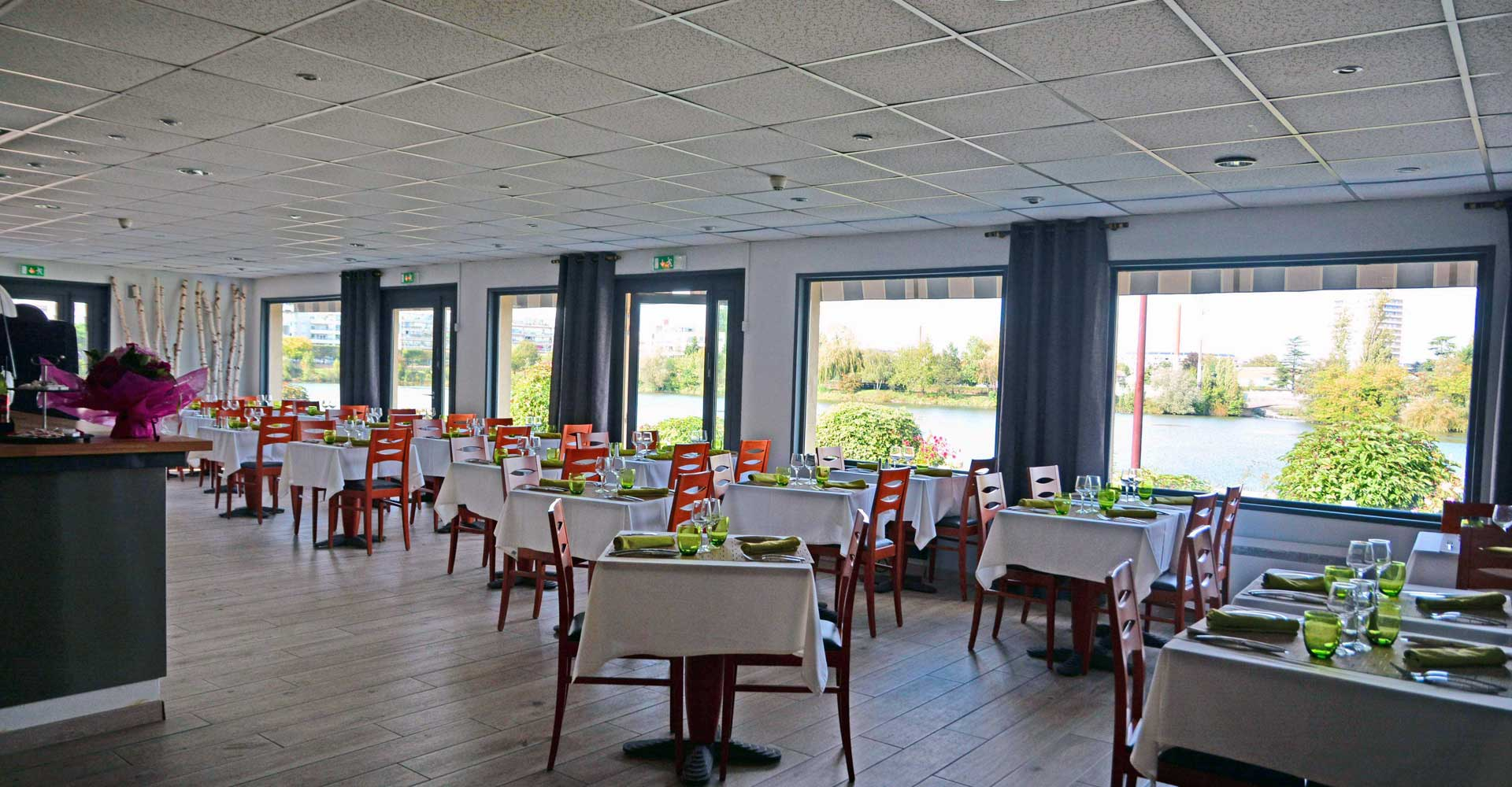 restaurant de charme l 39 envol e au bord de lac viry chatillon proche d 39 evry. Black Bedroom Furniture Sets. Home Design Ideas